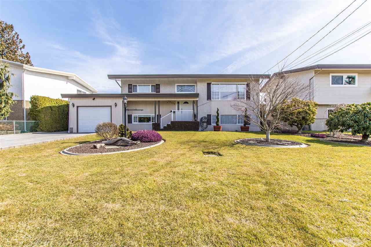 Main Photo: 9110 GARDEN Drive in Chilliwack: Chilliwack E Young-Yale House for sale : MLS®# R2349147