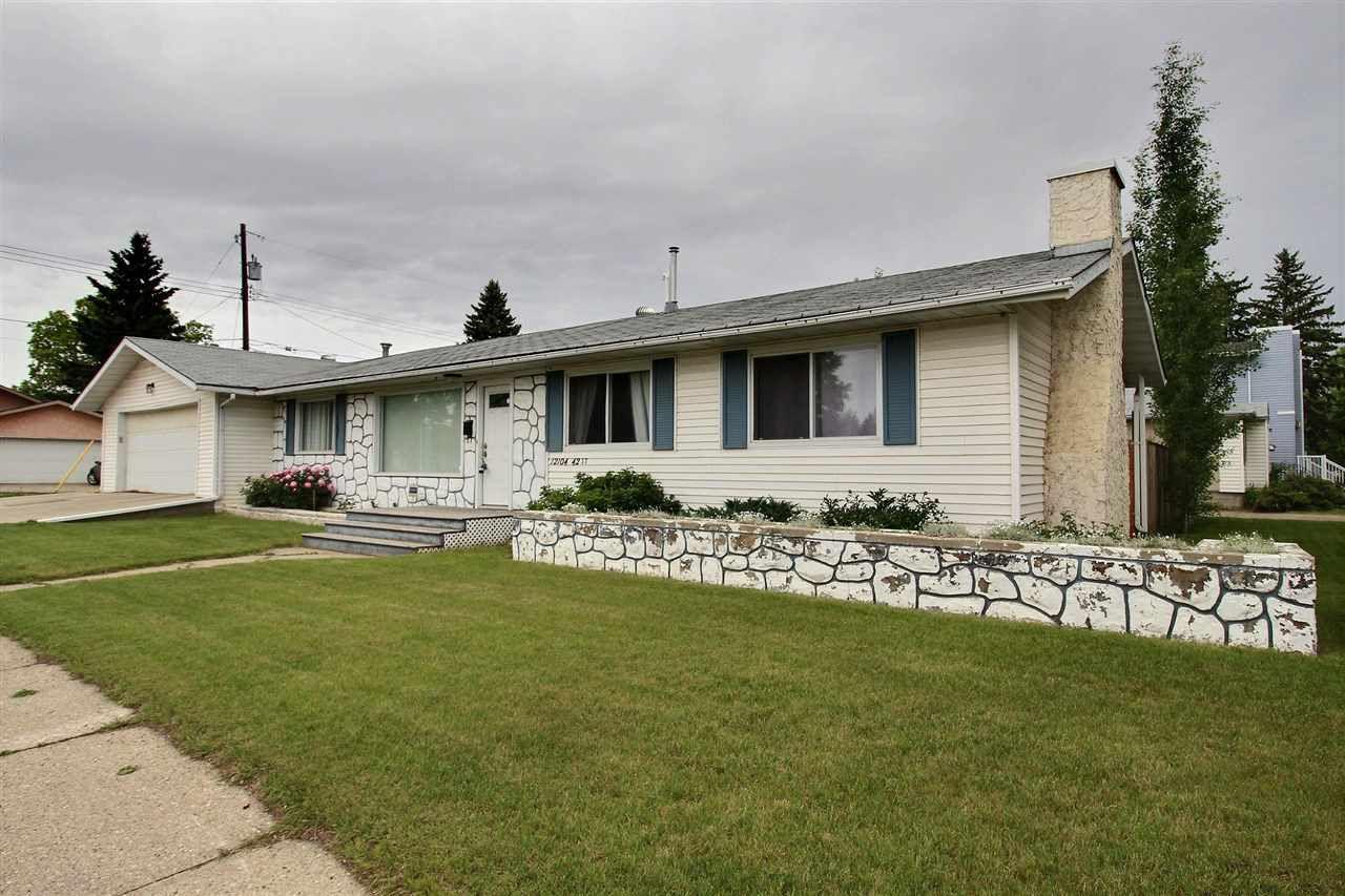 Main Photo: 12104 42 Street in Edmonton: Zone 23 House for sale : MLS®# E4151149