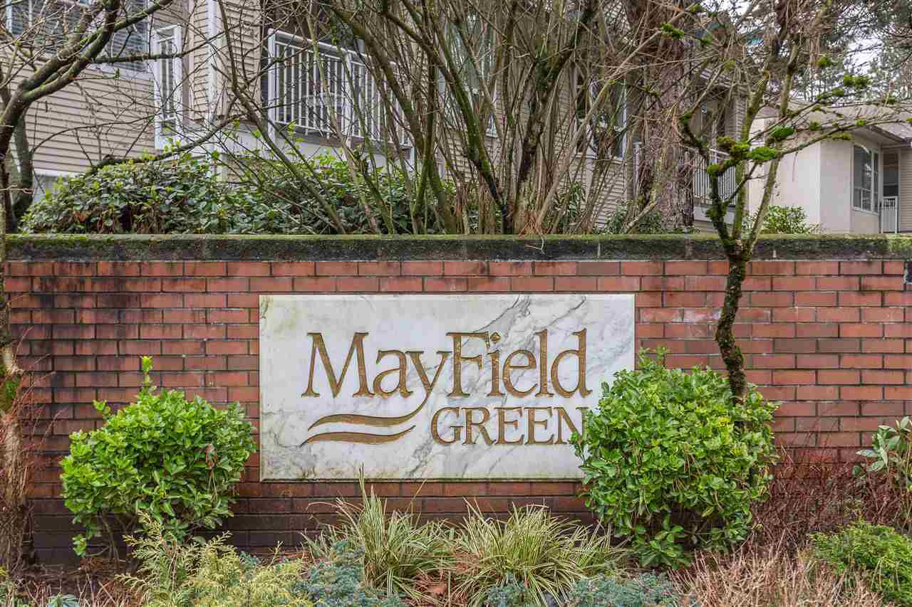 "Main Photo: 112 10038 150 Street in Surrey: Guildford Condo for sale in ""MAYFIELD GREEN"" (North Surrey)  : MLS®# R2360456"