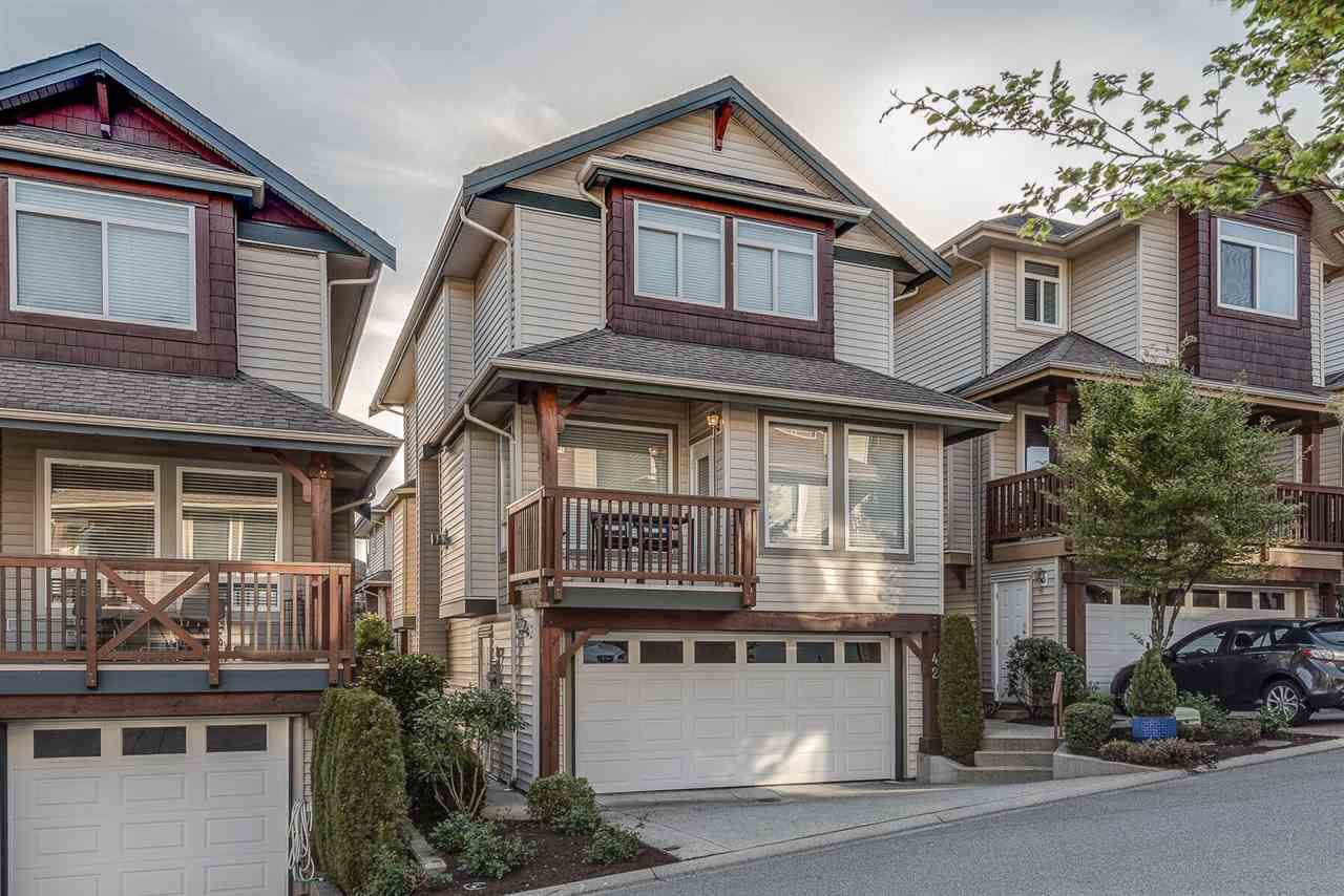 "Main Photo: 42 2381 ARGUE Street in Port Coquitlam: Citadel PQ Townhouse for sale in ""The Boardwalk"" : MLS®# R2367772"