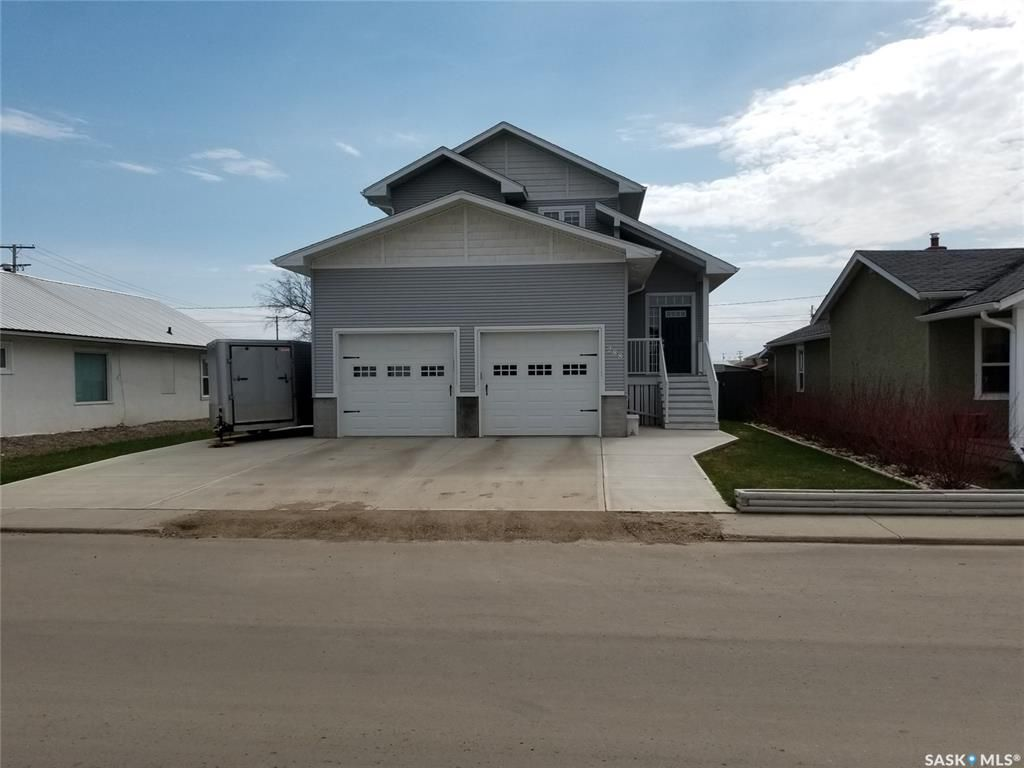 Main Photo: 288 2nd Avenue East in Unity: Residential for sale : MLS®# SK772286