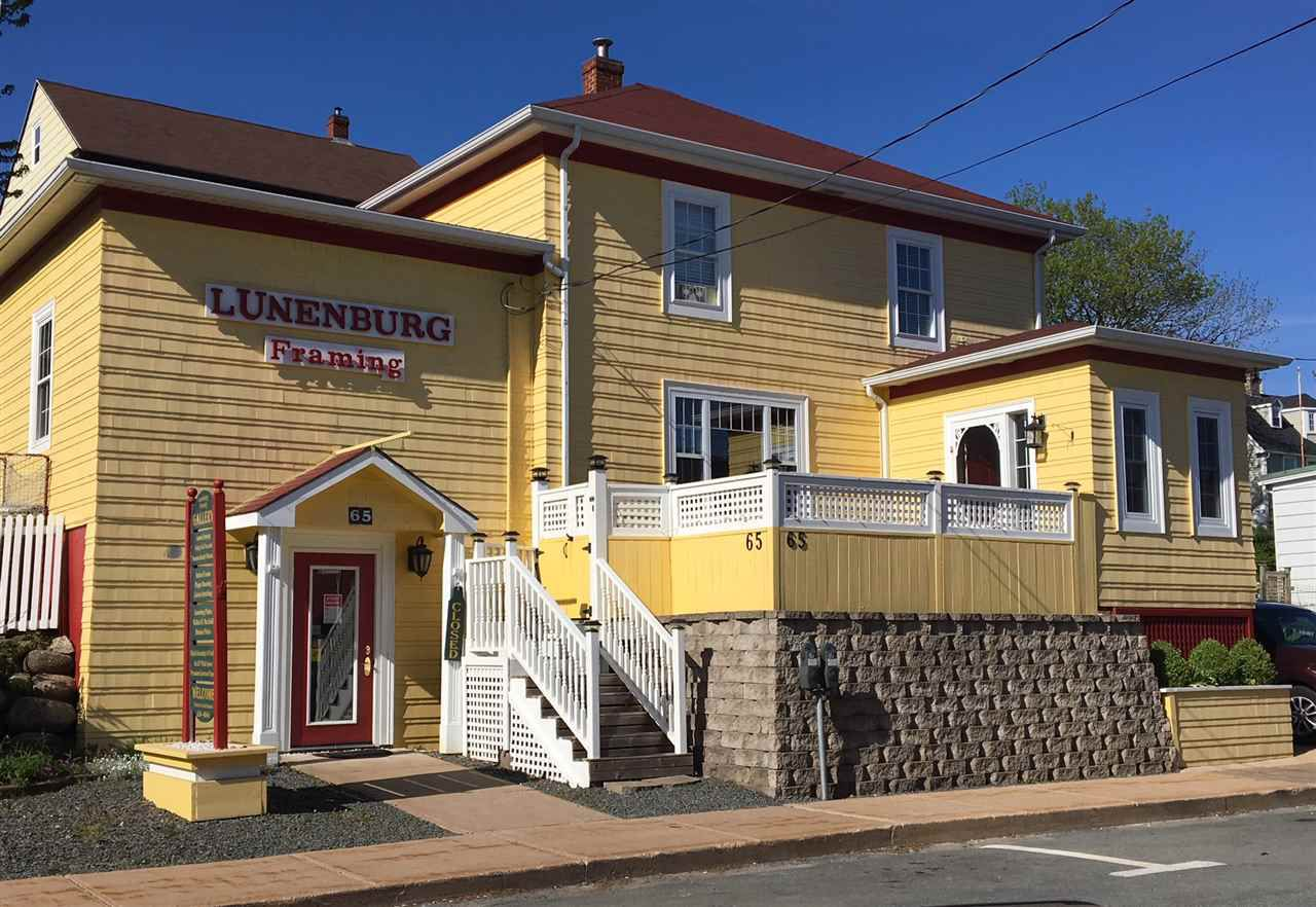 Main Photo: 65 Montague Street in Lunenburg: 405-Lunenburg County Residential for sale (South Shore)  : MLS®# 201915853