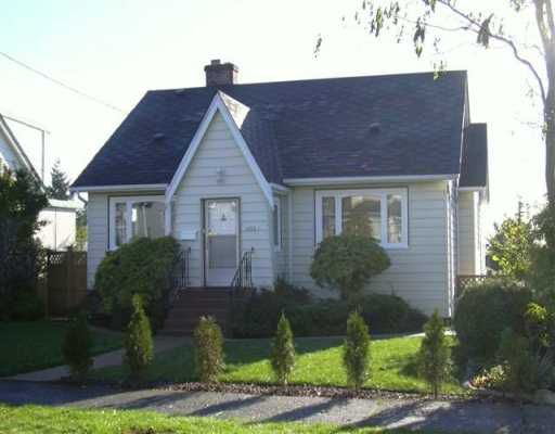 """Main Photo: 1428 DUBLIN ST in New Westminster: West End NW House for sale in """"West End"""" : MLS®# V565730"""