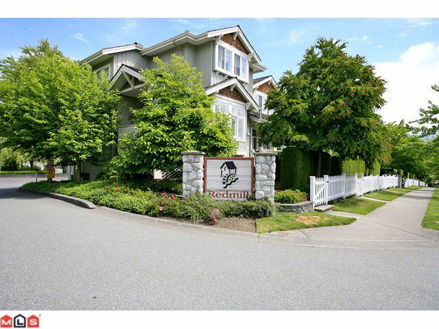 "Main Photo: 58 14877 58TH Avenue in Surrey: Sullivan Station Townhouse for sale in ""Redmill"" : MLS®# F1114947"