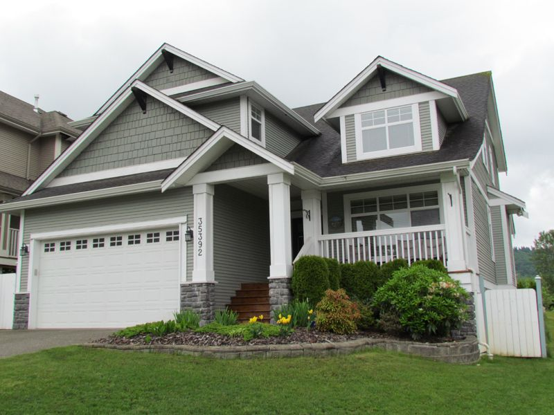 Main Photo: 35392 MCKINLEY DRIVE in ABBOTSFORD: Abbotsford East Condo for rent (Abbotsford)