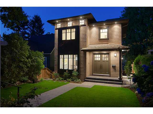 Main Photo: 4480 COLLINGWOOD Street in Vancouver: Dunbar House for sale (Vancouver West)  : MLS®# V992610