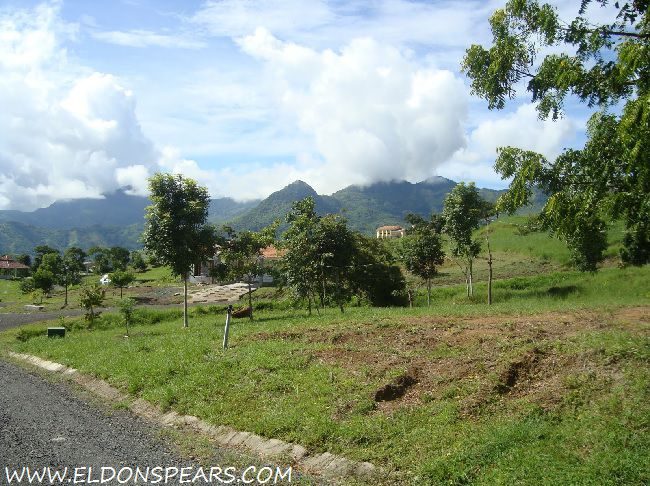 Trinity Hills Valley, Panama