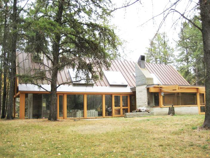 6499 Sq.Ft. 5 Level Split. Custom Built by Wensley. Located on 74.48 Private Acres