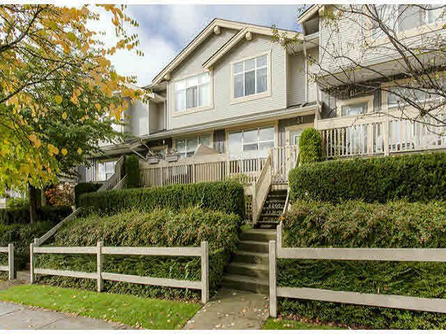 "Main Photo: 36 14959 58TH Avenue in Surrey: Sullivan Station Townhouse for sale in ""Skylands"" : MLS®# F1424869"