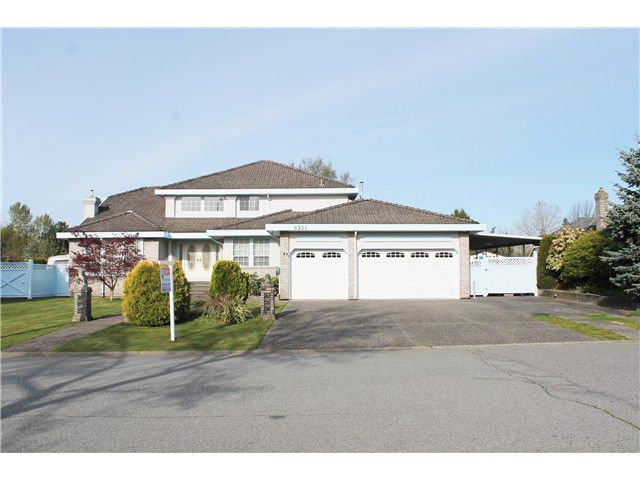 "Main Photo: 8351 143RD Street in Surrey: Bear Creek Green Timbers House for sale in ""BEAR CREEK GREEN TIMBERS"" : MLS®# F1436674"