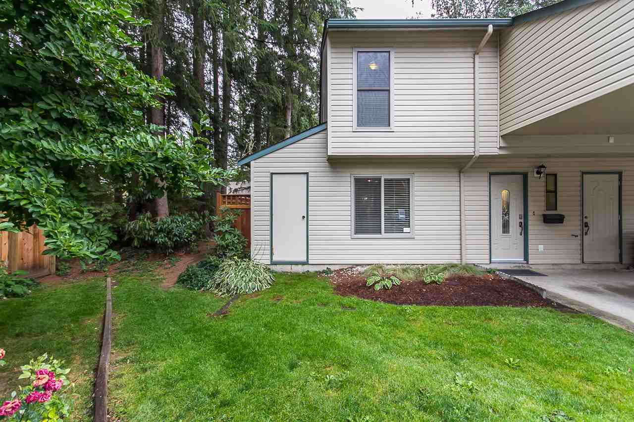 """Main Photo: 34 32310 MOUAT Drive in Abbotsford: Abbotsford West Townhouse for sale in """"Mouat Gardens"""" : MLS®# R2097604"""