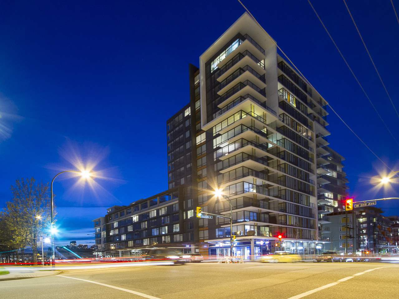 "Main Photo: 514 1783 MANITOBA Street in Vancouver: False Creek Condo for sale in ""The Residences at the West"" (Vancouver West)  : MLS®# R2141782"