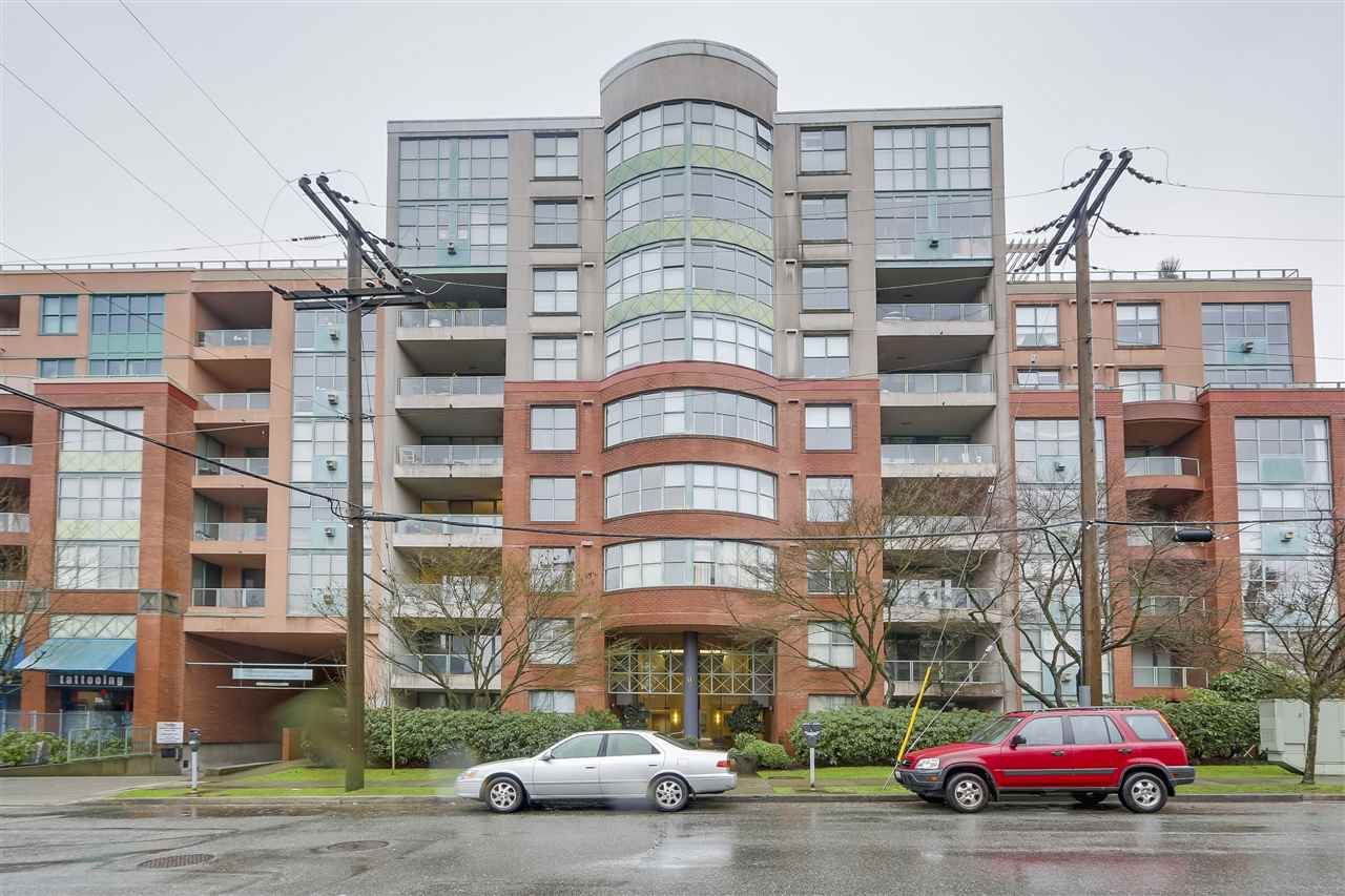 "Main Photo: 505 518 W 14TH Avenue in Vancouver: Fairview VW Condo for sale in ""PACIFICA"" (Vancouver West)  : MLS®# R2235800"