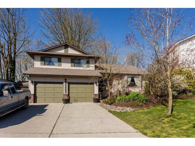 Main Photo: 32481 QUALICUM PLACE in : Central Abbotsford House for sale (Abbotsford)  : MLS®# R2050719