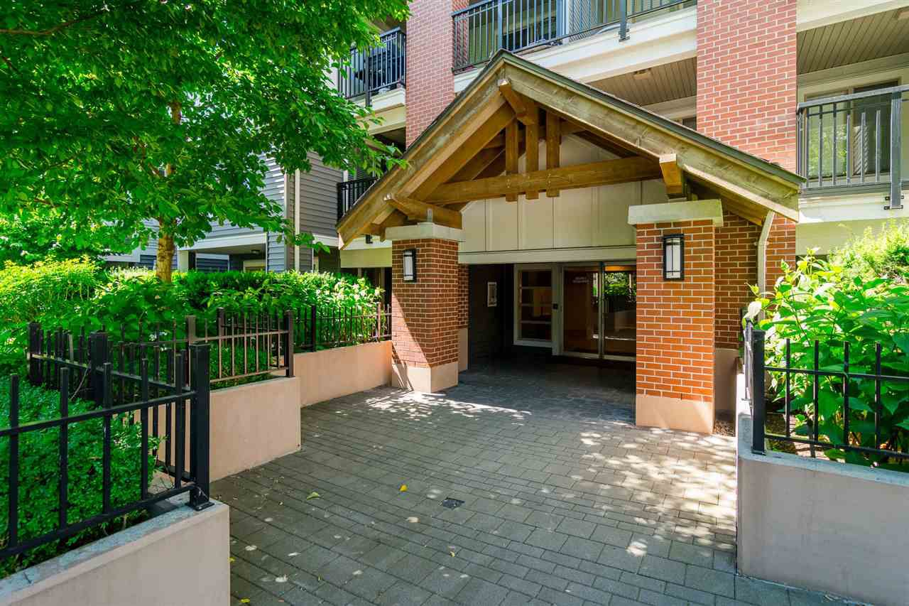 "Main Photo: D103 8929 202 Street in Langley: Walnut Grove Condo for sale in ""The Grove"" : MLS®# R2248519"