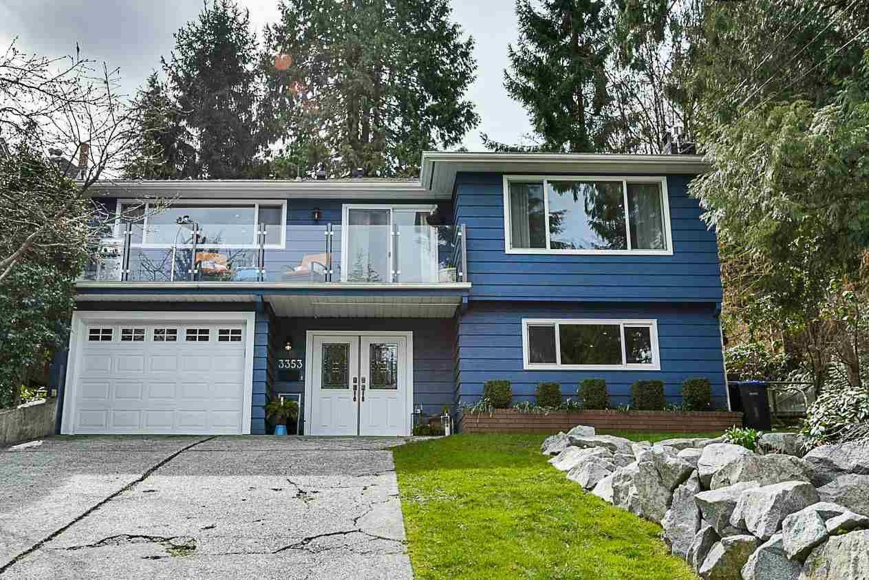 Main Photo: 3353 VIEWMOUNT Place in Port Moody: Port Moody Centre House for sale : MLS®# R2251876