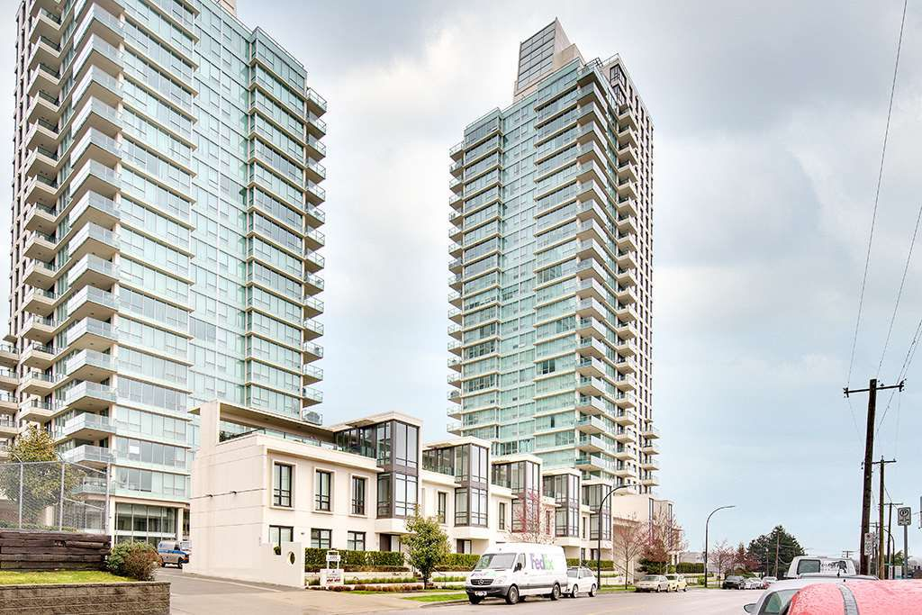 """Main Photo: 705 2232 DOUGLAS Road in Burnaby: Brentwood Park Condo for sale in """"AFFINITY"""" (Burnaby North)  : MLS®# R2255169"""