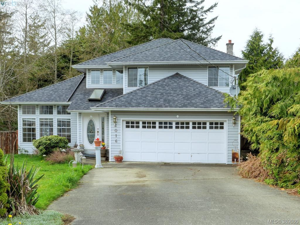 Main Photo: 2016 Govenlock Place in SOOKE: Sk Broomhill Single Family Detached for sale (Sooke)  : MLS®# 389886