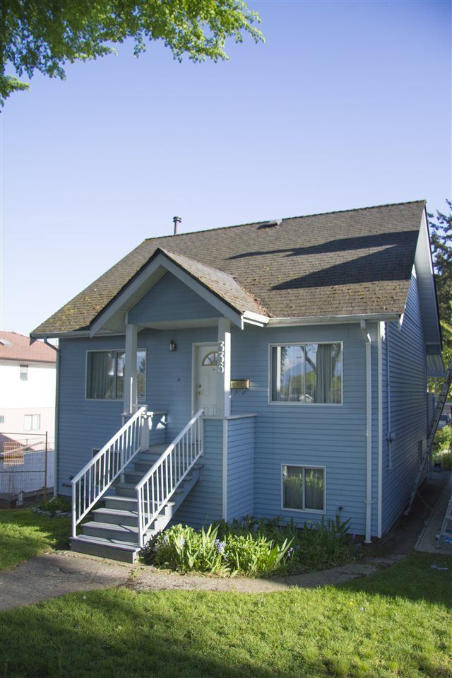 Main Photo: 336 E 23RD Avenue in Vancouver: Main House for sale (Vancouver East)  : MLS®# R2264154