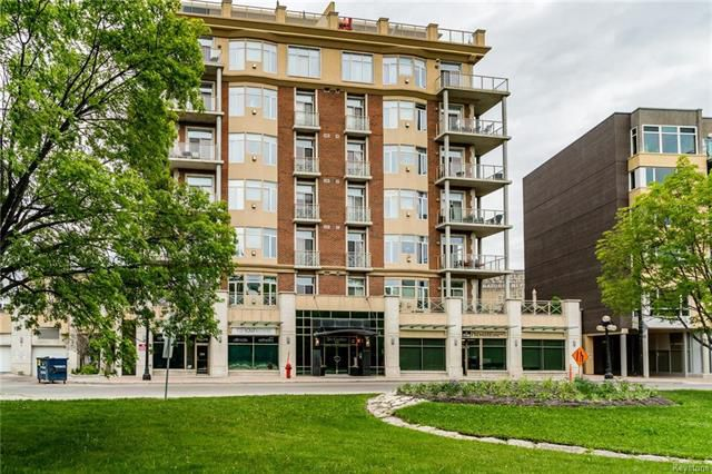 Main Photo: 201 290 Waterfront Drive in Winnipeg: Exchange District Condominium for sale (9A)  : MLS®# 1815826