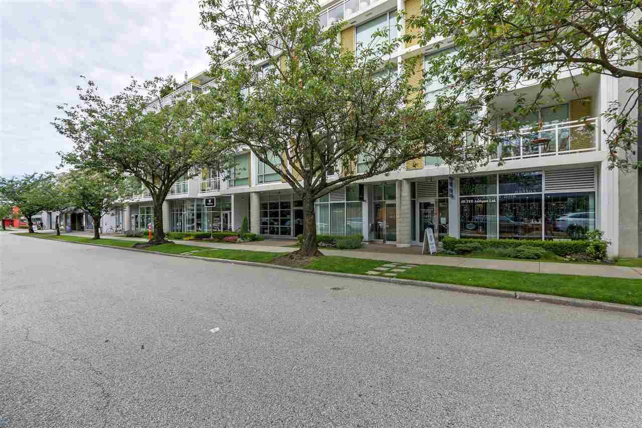 "Main Photo: 311 1635 W 3RD Avenue in Vancouver: False Creek Condo for sale in ""LUMIN"" (Vancouver West)  : MLS®# R2281460"