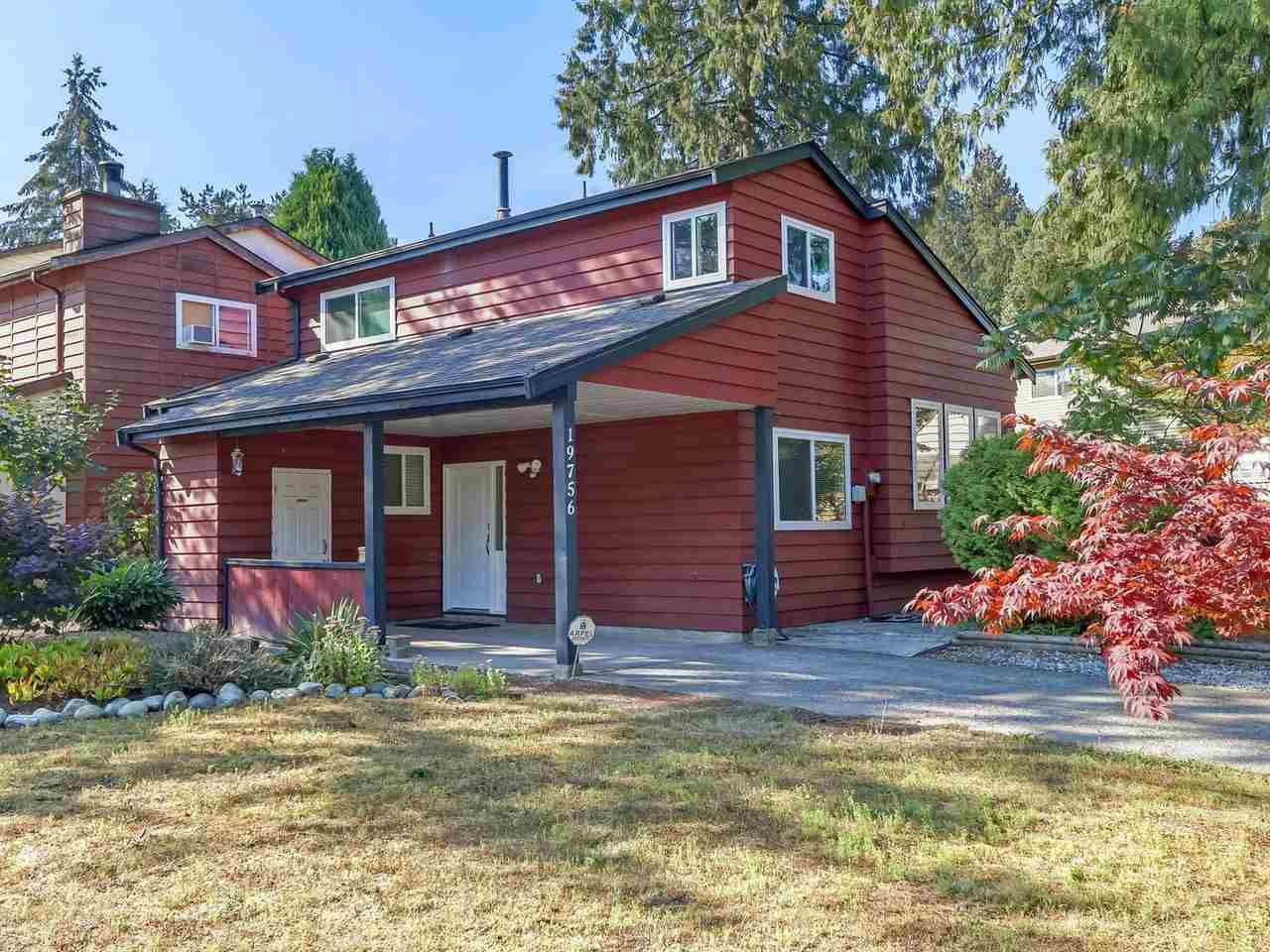 """Main Photo: 19756 WILDCREST Avenue in Pitt Meadows: South Meadows House for sale in """"WILDWOOD PARK"""" : MLS®# R2302569"""