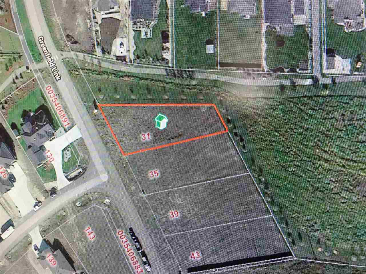 Main Photo: 31 GREENFIELD Link: Fort Saskatchewan Vacant Lot for sale : MLS®# E4128533
