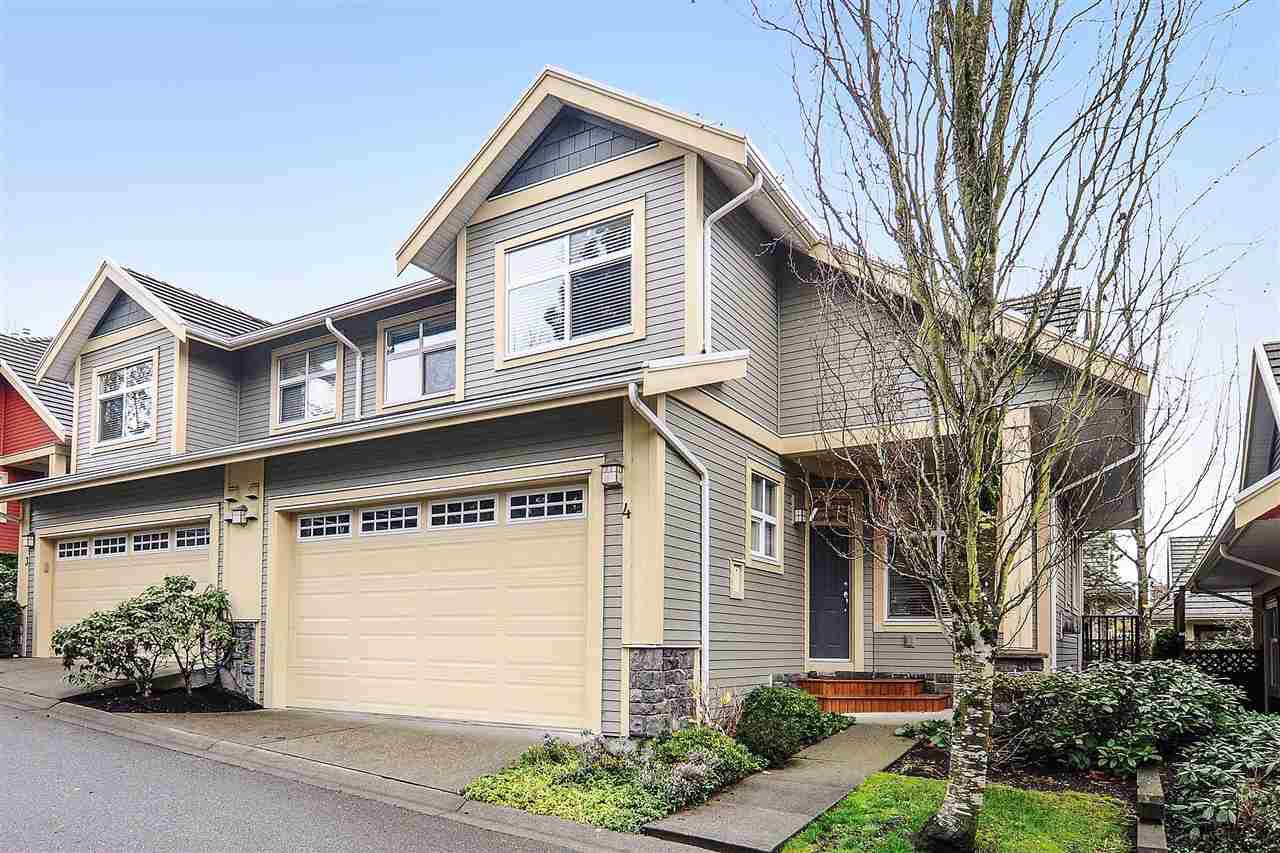 """Main Photo: 4 15255 36 Avenue in Surrey: Morgan Creek Townhouse for sale in """"Fern Grove"""" (South Surrey White Rock)  : MLS®# R2325940"""