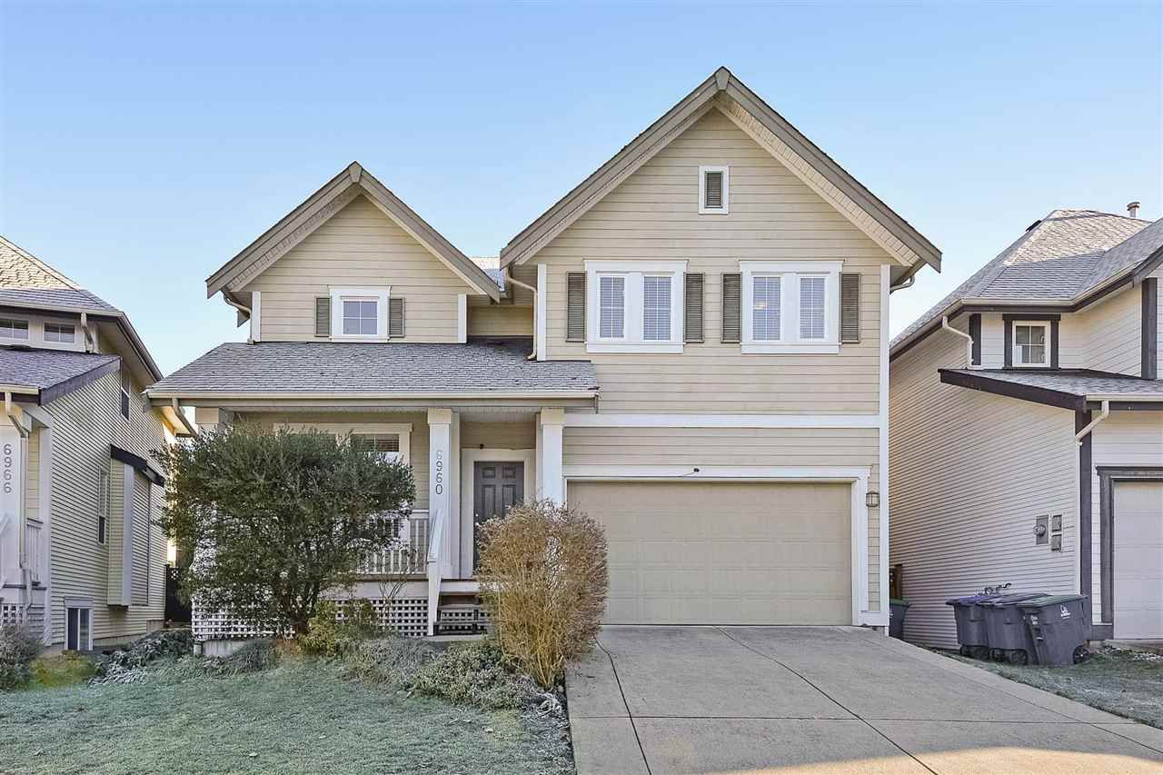 """Main Photo: 6960 179 Street in Surrey: Cloverdale BC House for sale in """"Provinceton"""" (Cloverdale)  : MLS®# R2327368"""