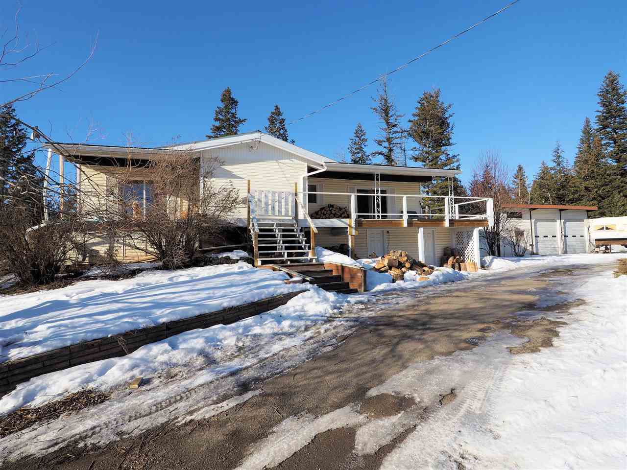 Main Photo: 5717 HORSE LAKE Road: Horse Lake House for sale (100 Mile House (Zone 10))  : MLS®# R2334431