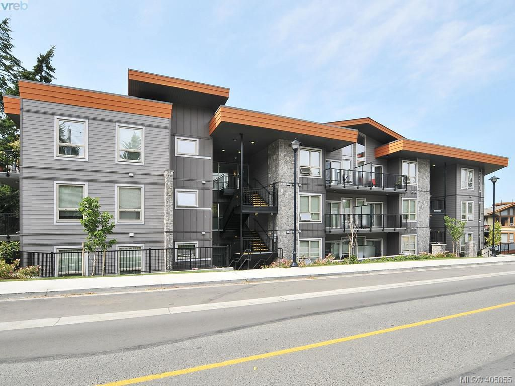 Main Photo: 410 3240 JACKLIN Road in VICTORIA: La Jacklin Condo Apartment for sale (Langford)  : MLS®# 405855
