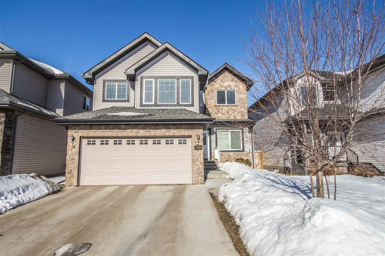 Main Photo: 424 CALLAGHAN Court in Edmonton: Zone 55 House for sale : MLS®# E4147602