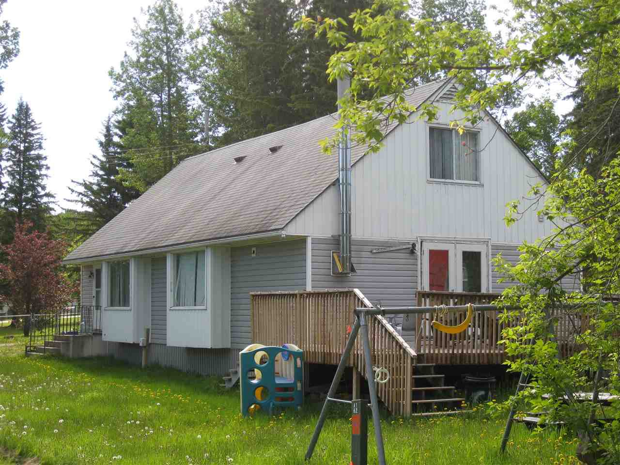 Main Photo: 1315 Park Crecsent: Rural Lac Ste. Anne County House for sale : MLS®# E4154134