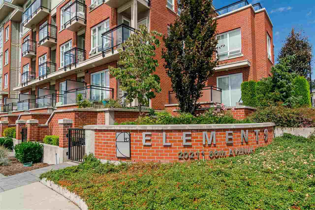"""Main Photo: A119 20211 66 Avenue in Langley: Willoughby Heights Condo for sale in """"Elements"""" : MLS®# R2366817"""