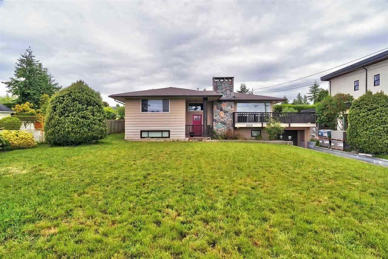 Main Photo: 14475 MANN PARK Crescent: White Rock House for sale (South Surrey White Rock)  : MLS®# R2368381