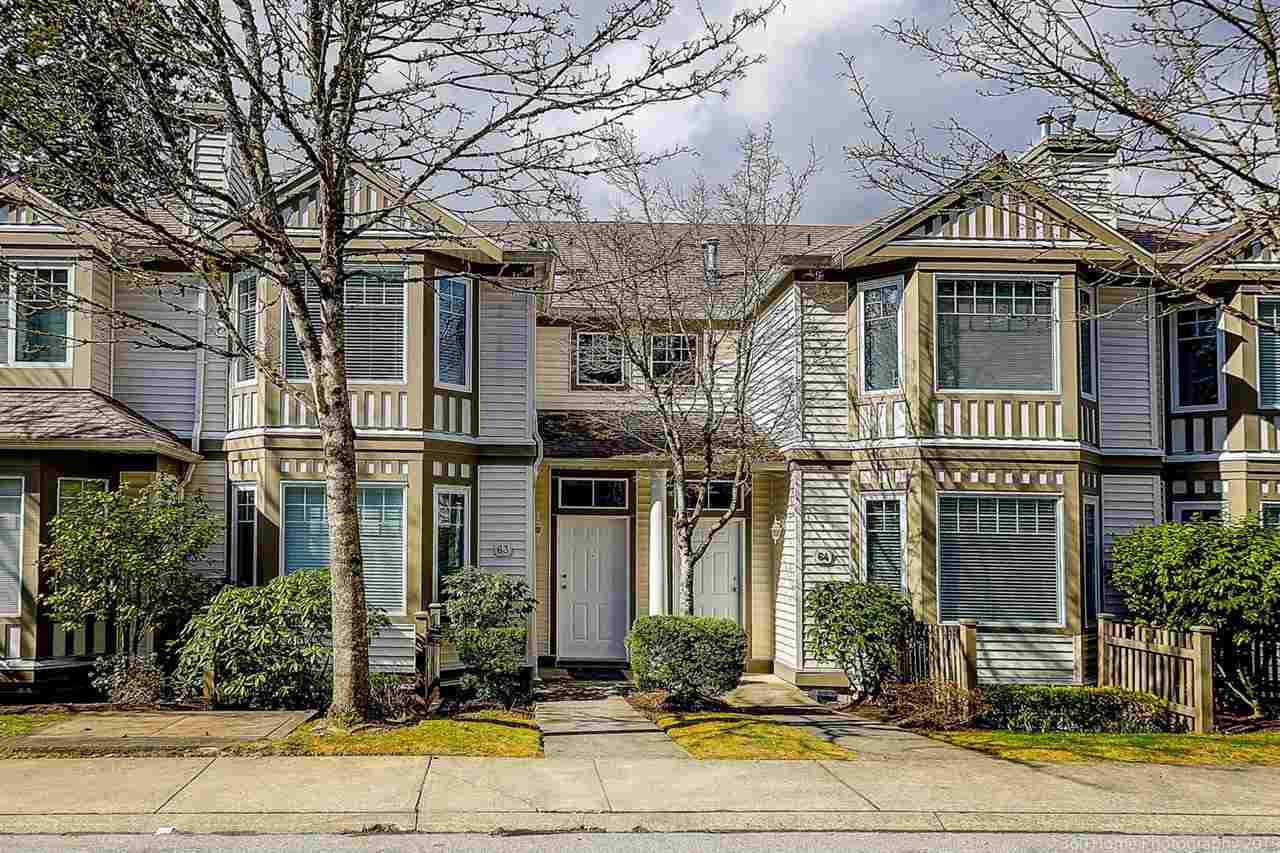 """Main Photo: 63 7500 CUMBERLAND Street in Burnaby: The Crest Townhouse for sale in """"Wildflower"""" (Burnaby East)  : MLS®# R2372290"""