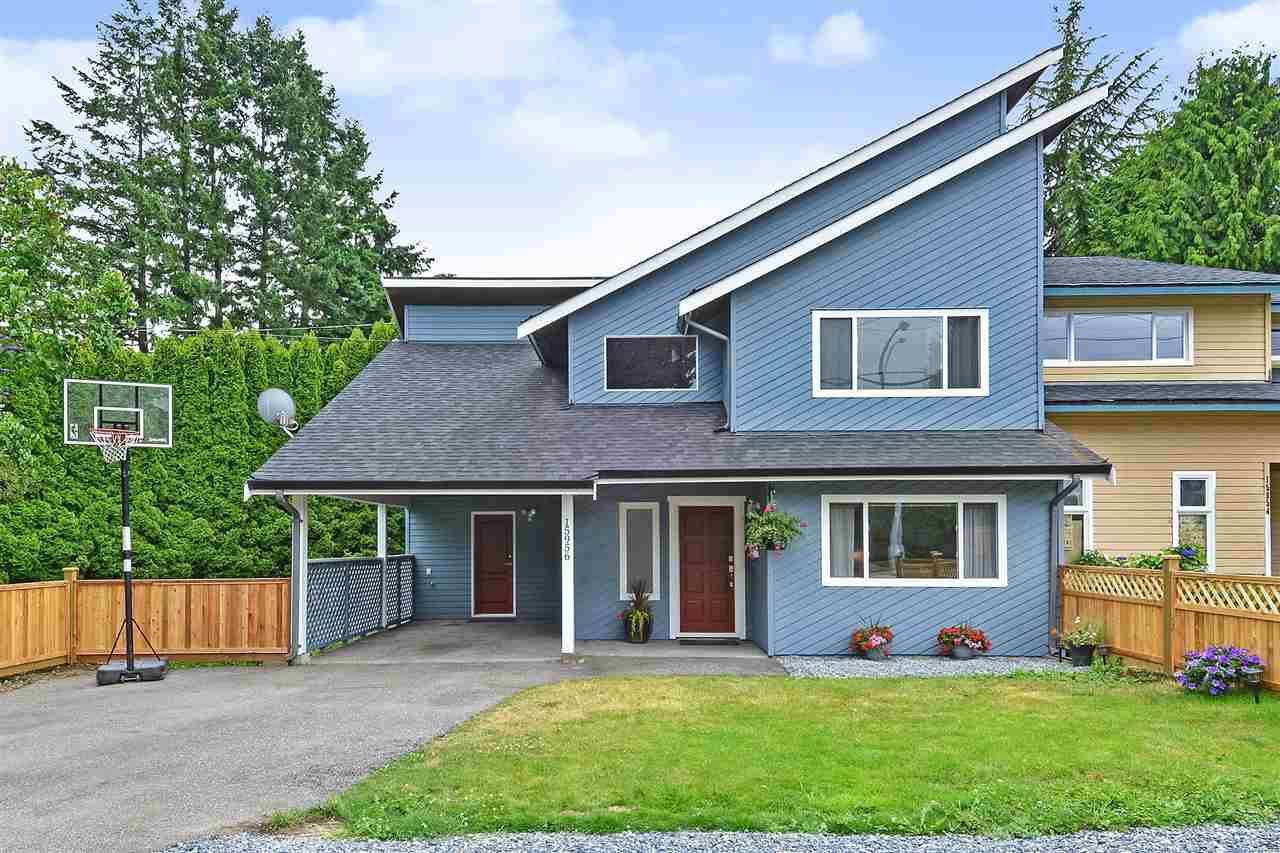 Main Photo: 15956 20 Avenue in Surrey: King George Corridor House 1/2 Duplex for sale (South Surrey White Rock)  : MLS®# R2386737