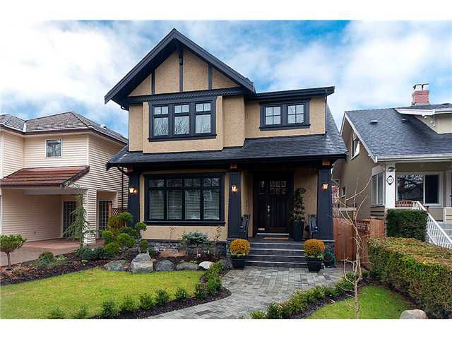 Main Photo: 935 W 20TH Avenue in Vancouver: Cambie House for sale (Vancouver West)  : MLS®# V869566