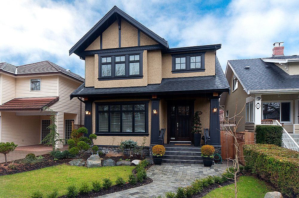 Main Photo: 935 W 20TH AV in Vancouver: Cambie House for sale (Vancouver West)  : MLS®# V869566