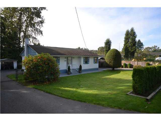 Main Photo: 530 DELESTRE Avenue in Coquitlam: Coquitlam West House for sale : MLS®# V916050