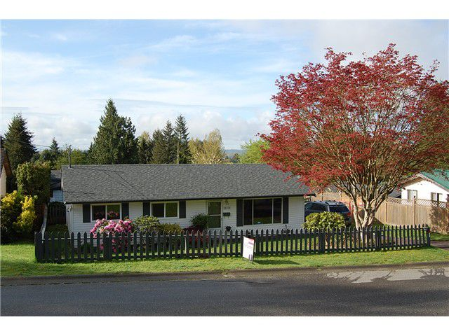 """Main Photo: 32176 14TH Avenue in Mission: Mission BC House for sale in """"West Heights"""" : MLS®# F1409904"""