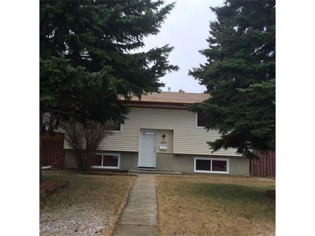 Main Photo: 6015 4 Avenue NE in Calgary: Marlborough Park House for sale : MLS®# C4004728