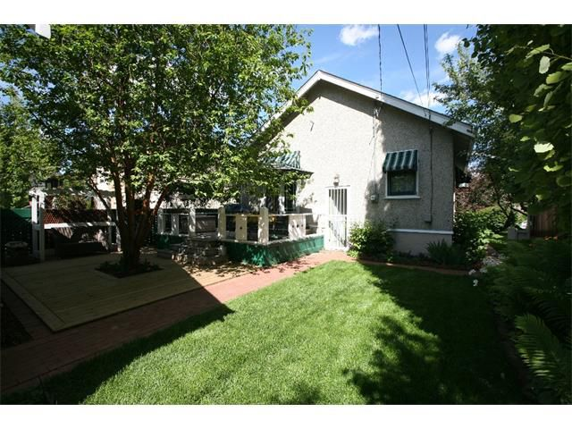 Photo 40: Photos: 1409 6 Street NW in Calgary: Rosedale House for sale : MLS®# C4008743