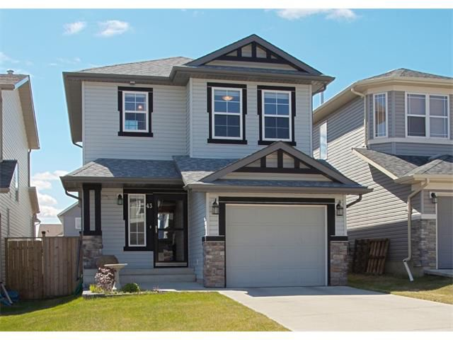 Main Photo: 43 EVEROAK Gardens SW in Calgary: Evergreen House for sale : MLS®# C4011179