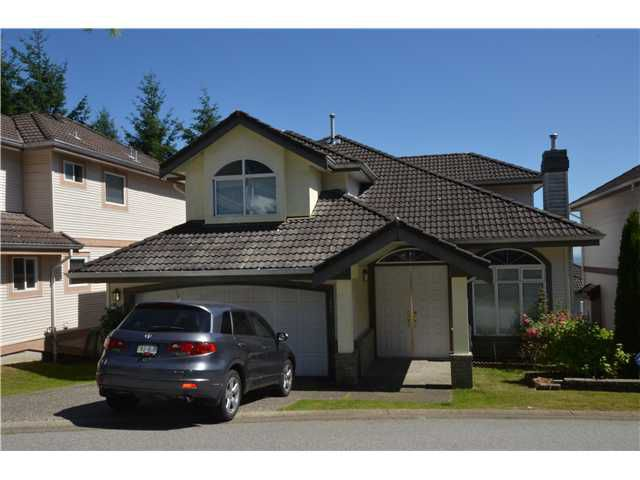 """Main Photo: 1690 PLATEAU Crescent in Coquitlam: Westwood Plateau House for sale in """"AVONLEA HEIGHTS"""" : MLS®# V1127805"""