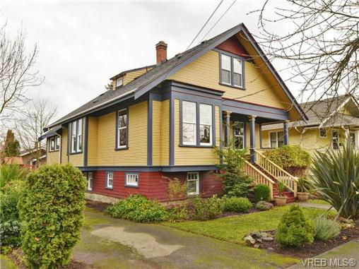 Main Photo: 1315 Minto Street in VICTORIA: Vi Fairfield West Single Family Detached for sale (Victoria)  : MLS®# 358583