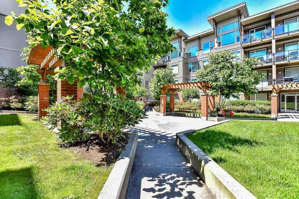 """Main Photo: 316 33539 HOLLAND Avenue in Abbotsford: Central Abbotsford Condo for sale in """"The Crossing"""" : MLS®# R2078028"""