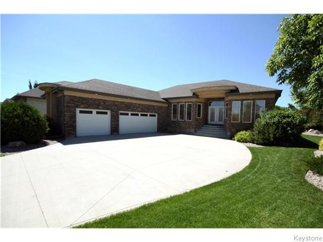 Main Photo: 16 Carriage Cove in East St Paul: Birdshill Area Residential for sale (North East Winnipeg)  : MLS®# 1616669