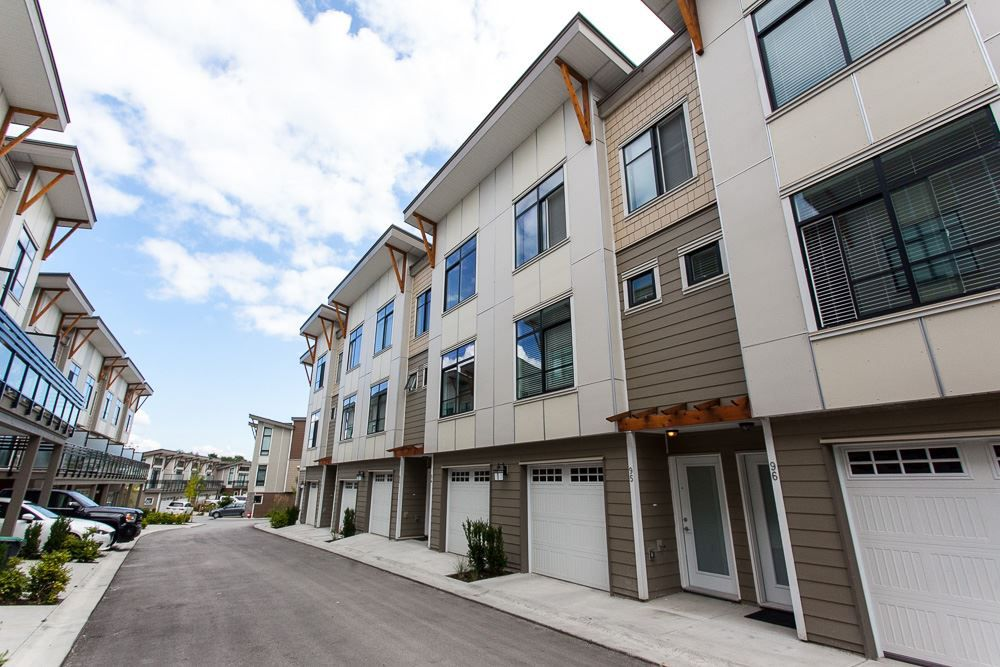 """Main Photo: 95 9989 E BARNSTON Drive in Surrey: Fraser Heights Townhouse for sale in """"Highcrest at Fraser Heights"""" (North Surrey)  : MLS®# R2088773"""