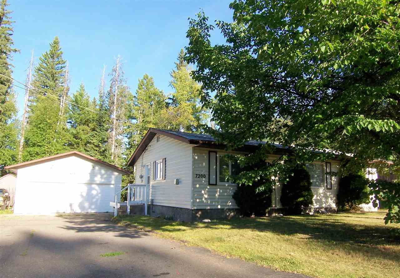 Main Photo: 7200 ELK Road in Prince George: Lafreniere House for sale (PG City South (Zone 74))  : MLS®# R2102289